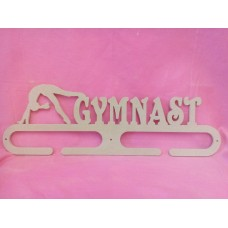 6mm Thick MDF Gymnast Medal holder